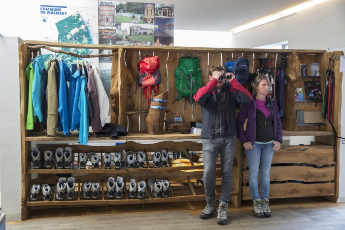 Maison du tourisme des hautes fagnes malmedy cantons - Office du tourisme des cantons de l est ...