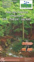 paysdessources carte nord Spa Theux