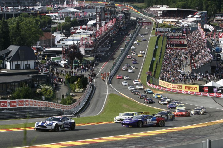 24 h of Spa