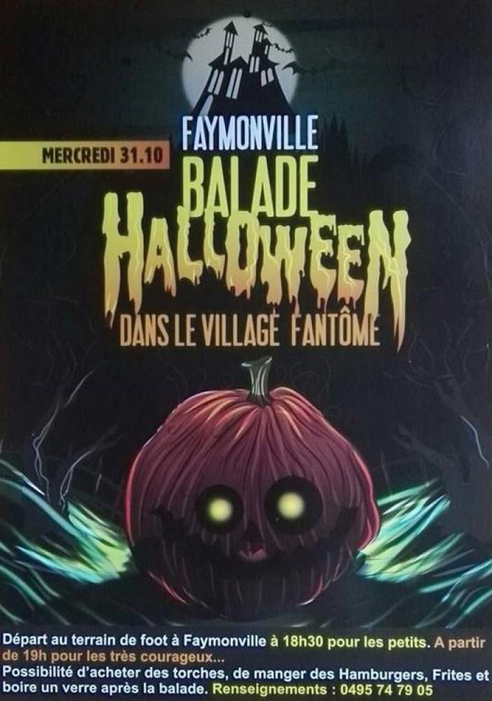 Halloween In Belgie.Balade Halloween Faymonville 31 10 2018 Oostkantons