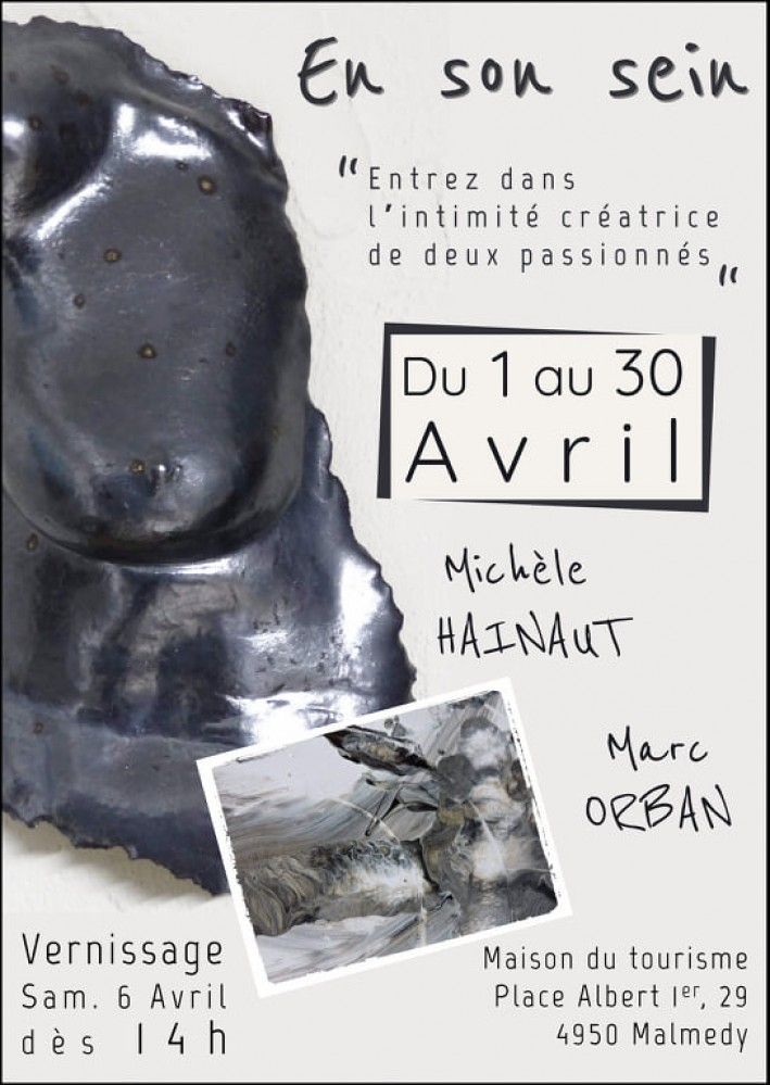 Affiche Expo avril 2019